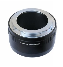 Tamron Adaptall to Sony E Lens adapter