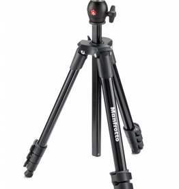 Manfrotto Compact Light Black Ball Head Tripod