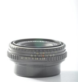 Pentax Pentax  SMC M 40mm f/2.8 SN: 6218338