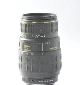 Quantaray Quantaray 70-300mm f/4-5.6 SN: 1090644