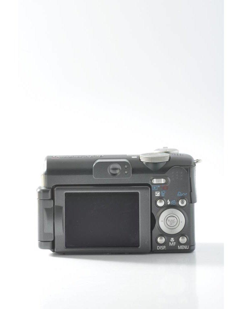 Canon Canon A640 SN: 31xxxxxx392
