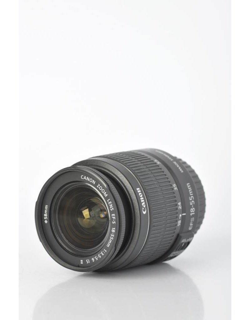 Canon Canon 18-55mm IS II SN: 2166002593