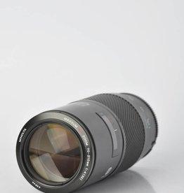 Minolta Minolta 70-210mm f/4 SN: 18107785