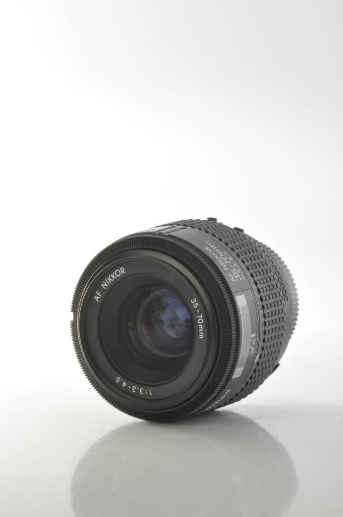 Nikon Nikon 35-70mm f/3.3-4.5 SN: 3285791