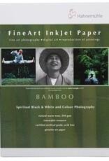 "Hahnemuhle Hahnemuhle Fine Art Bamboo Fiber Natural White, Smooth Warm Tone Inkjet Paper, 290gsm, 8.5x11"", 25 Sheets"