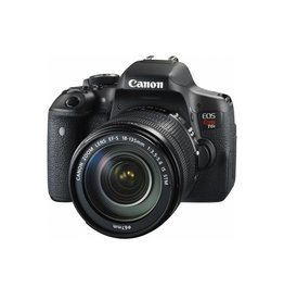 Canon Canon EOS Rebel T6i DSLR with EF-S 18-135mm f/3.5-5.6 IS STM Lens