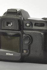 Nikon Nikon D50 6.1Mp Digital SLR Nikon F Mount