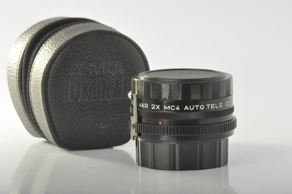 2x Converter for Nikon AI lenses MISC BRAND