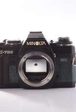Minolta Minolta X700 SN: 1220103 -Green