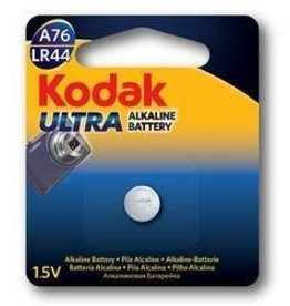 Kodak A76 Max Photo battery LR44