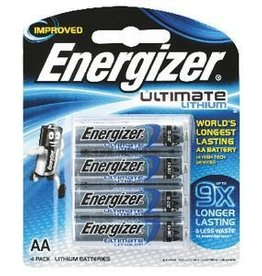 Energizer Energizer Advance Lithium AA 4PK