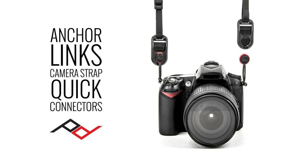 Peak Design Peak Design | Anchor Links | Quick Release Strap Adapters