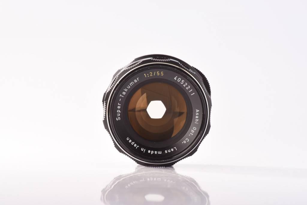 Pentax Super Takumar 55mm f2 M42