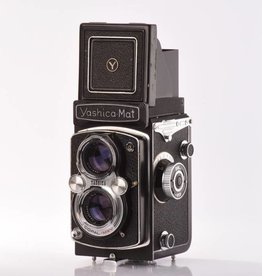 Yashica Yashica Mat Medium Format TLR | FULLY SERVICED