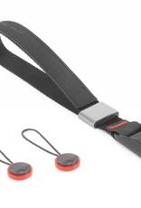 Peak Design Peak Design Cuff Charcoal | Camera Wrist Strap