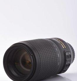 Nikon Nikon 70-300mm F4.5-5.6G VR SN: 2844606