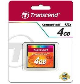 Transcend Transcend 4GB CF 133X