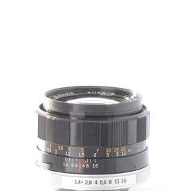 Olympus Olympus 50mm f/1.4 SN: 110323