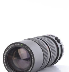 Mamiya Mamiya 105-210mm F/4.5 ULD SN: 21077