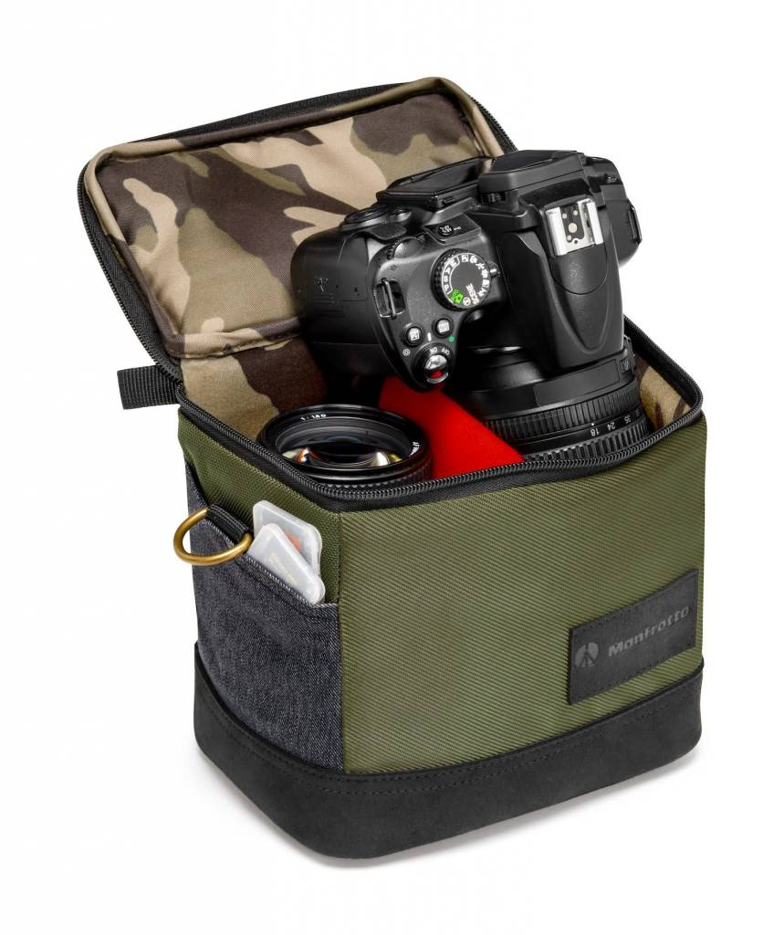 Manfrotto Manfrotto Street camera shoulder bag I for DSLR/CSC, water-repellant