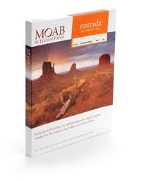 Moab Entrada Rag Bright 190 8.5 x 11 [25 sheets]