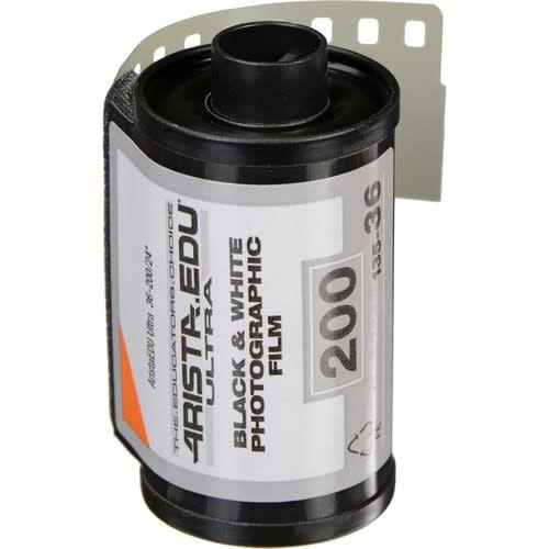 Arista Arista EDU 200 ASA Ultra 35mm 36exp Black and White