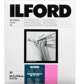 Ilford Ilford 5x7 RC Glossy 25 Sheet