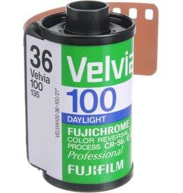 Fujifilm Fuji Velvia 100 ASA 36exp Slide