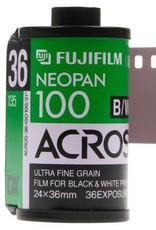 Fujifilm Fuji Neopan Acros 100 ASA 35mm Black and White