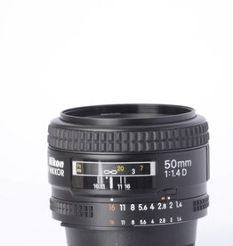 Nikon NIkon 50mm F1.4D SN: 6287164