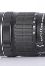 Canon Canon 18-135mm STM SN: 2022002787