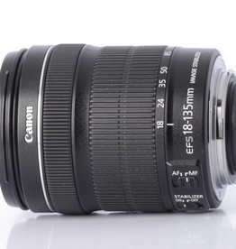 Canon Canon 18-135mm STM SN: 1002018592