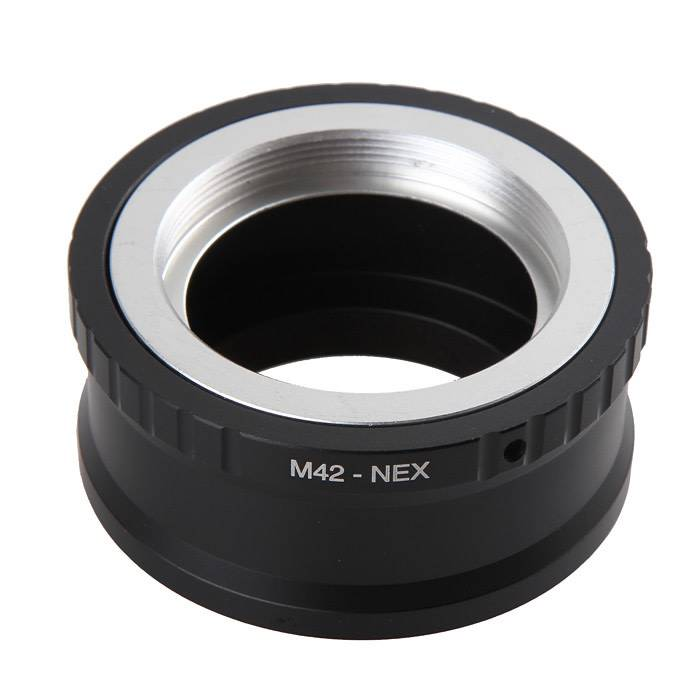 M42 to Sony E Mount Lens Adapter