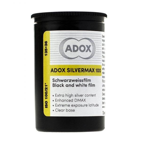 Adox ADOX Silvermax 100 ISO 35mm x 36 exp