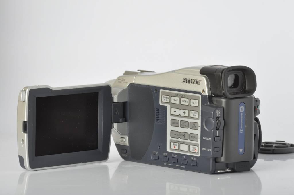 Sony Sony Handycam DCR-TRV27 MiniDV Camcorder