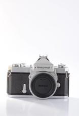 Nikon Nikkornat FT SN: 4160274