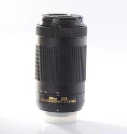 Nikon Nikon 70-300mm AF-P SN: 20332264