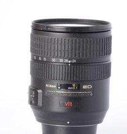 Nikon Nikon 24-120mm f/4 VR SN: 217807