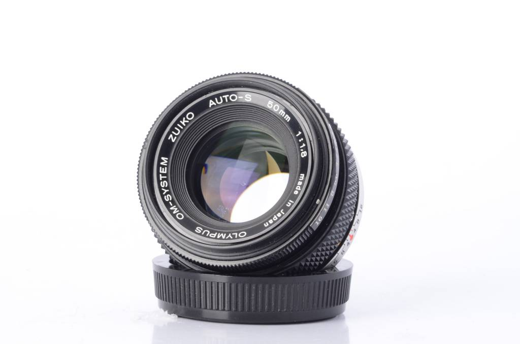 Olympus Olympus Zuiko 50mm 1.8 F1.8 Manual Focus