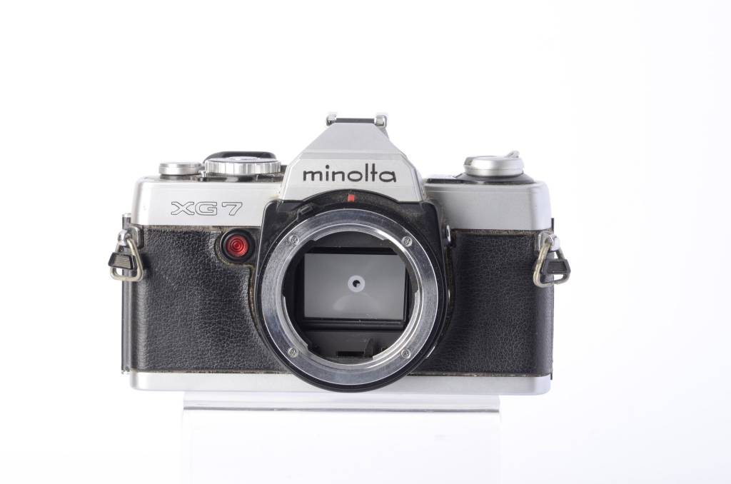Minolta Minolta XG-7 35mm SLR Manual