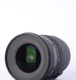 Sigma Sigma 10-20mm f/3.5 EX DC HSM EF SN: 15859757