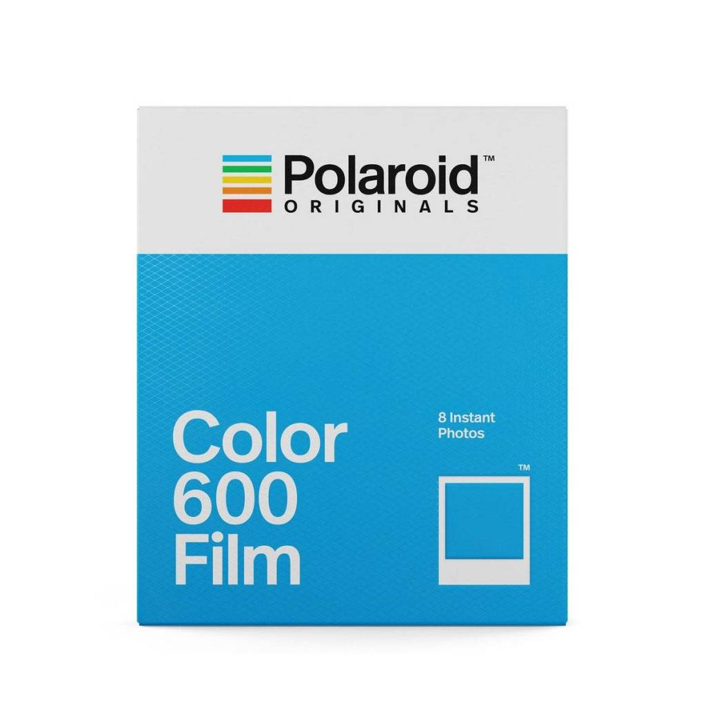 Impossible Project Polaroid Originals 600 Color Instant Film for 600 Cameras