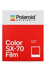Impossible Project Polaroid Originals SX70 Color Instant Film for SX-70 Cameras