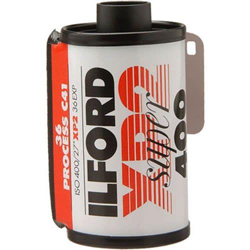 Ilford Ilford XP2 400 ISO C-41 BW 35mm Film 36exp