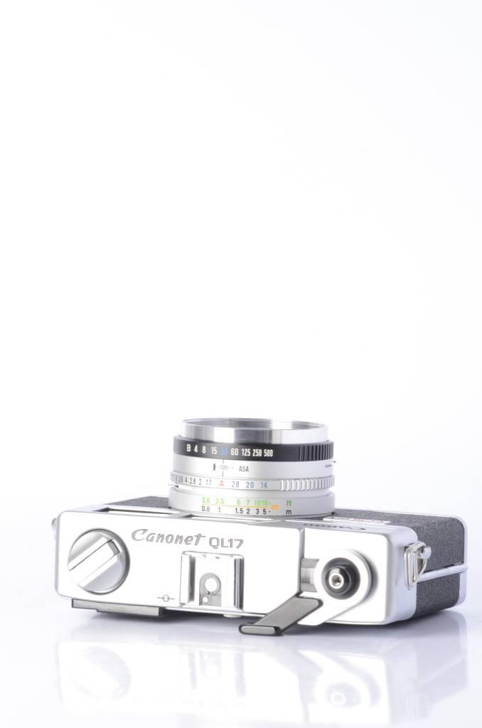 Canon Canonet QL17 SN: L25965