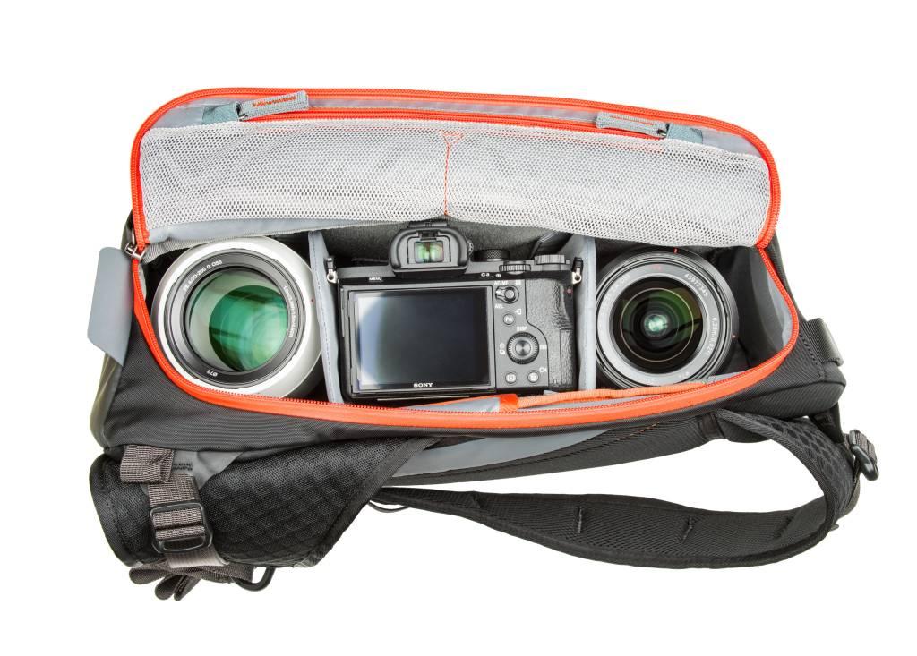 MindShift MindShift PhotoCross 10 Orange Ember Photo Slingbag