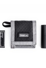 ThinkTank Think Tank Photo CF/SD and Battery Wallet (Gray)