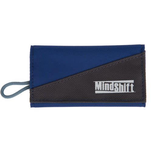 MindShift MindShift Gear Card-Again SD Memory Card Wallet (Twilight Blue)