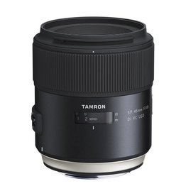Tamron Tamron SP 45mm F/1.8 Di VC USD Lens for Nikon Full Frame Digital SLR Cameras - U.S.A. Warranty