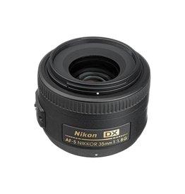 Nikon 35mm 1.8 G AF-S NEW